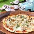 料理メニュー写真MOZUピザ