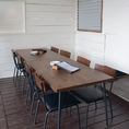 テーブル席[6名~8名様向け]