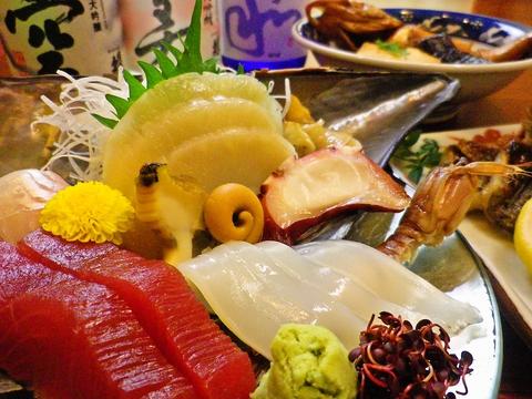 三河湾魚貝料理 福善