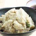 料理メニュー写真自家製ポテサラ