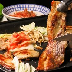 韓国家庭料理 ソウル 都通り店の写真
