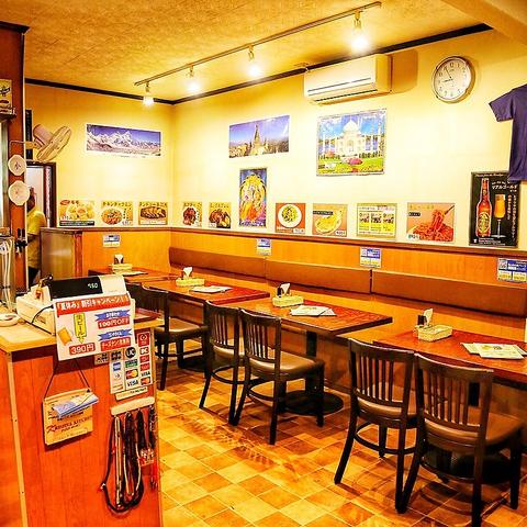 地元に愛される名店!!アットホームな空間で美味しい料理を!!