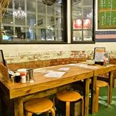 6名様用テーブル席×1