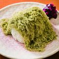 料理メニュー写真富山風とろろ昆布のおにぎり