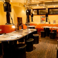 人数に合わせて調整可能!語らいの場に最適なテーブル席。パーティーやご宴会もお任せください★
