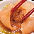 料理メニュー写真華特製 熱々鉄板焼き小籠包(4個)