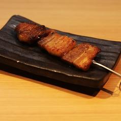 料理メニュー写真【庄内豚】自家製ベーコン