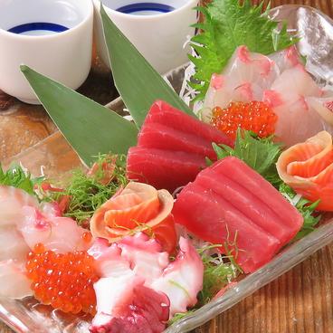 日本酒酒場 萬惣屋 まんそうやのおすすめ料理1