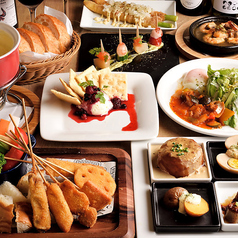 揚げバル マ・メゾン KITTE 名古屋店のおすすめ料理1