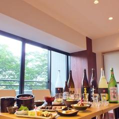 各種ご宴会もできるテーブル席。 シーンで選べるコースも多数ご用意!