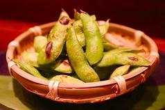 茶豆(茹で揚げ or 釜焼)