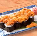 料理メニュー写真生うに寿司 こぼれ盛り