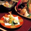 料理メニュー写真天ぷら尽くし「桂川」