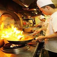 ホテルレストランで愉しむ。本格中華料理の数々