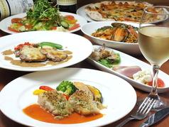 イタリアンレストラン ロソーニョの写真