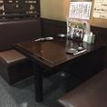 1Fテーブル席