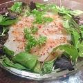料理メニュー写真本日の鮮魚カルパッチョ