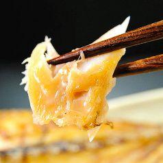 料理メニュー写真サバの塩焼き