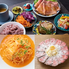 食堂カフェpotto 関目店の写真