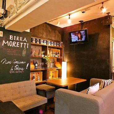 Napoli's PIZZA & CAFFE ナポリス 自由が丘の雰囲気1