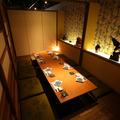 個室 炭火焼き 藁焼き 龍馬 米子店の雰囲気1