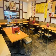 万福食堂 豊洲駅前店の雰囲気1