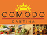 COMODO CANTINA コモド キャンティーナのロゴ
