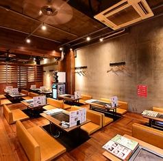 しゃくしゃく 鑠鑠 名古屋駅店の雰囲気1