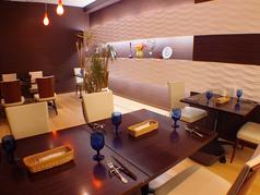 ベルエポックカフェの雰囲気1