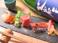 ワインとお酒と板前バル 魚が肴のおすすめ料理3