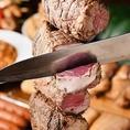 ◆◇絶品の肉!肉盛りプレート食べ放題あり!◇◆