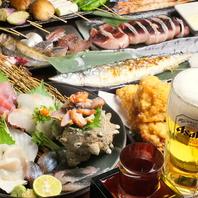 おいしい魚とおいしいお酒★妥協を許さない料理の数々