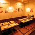 熱中酒場 夢吉 川崎店の雰囲気1