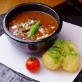 料理メニュー写真黒毛和牛 和だんビーフシチュー(牛すじ)
