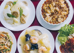 都ホテル四日市 中国料理 四川のコース写真