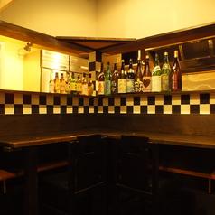 カウンターもあるので、サク飲みやおひとり様でもお気軽にご利用いただけます。