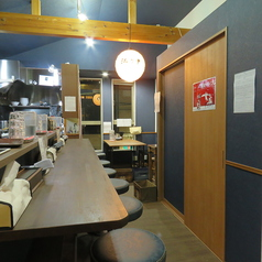 江乃華 JAPAN RAMENの雰囲気2