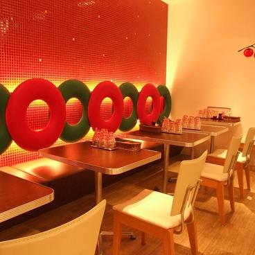 太陽のトマト麺Withチーズ 新宿ミロード店の雰囲気1