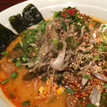 料理メニュー写真名物!炎のジャン麺 (通常価格/会員価格)