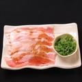 料理メニュー写真豚バラの塩焼き