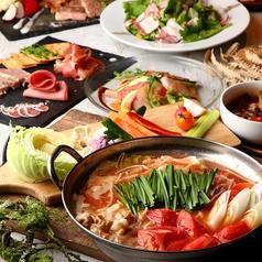肉バル割烹 モダン個室 ブッチャーズ 所沢プロペ通り店のコース写真