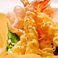 料理メニュー写真みんな大好き海老マヨネーズ(オーロラ、ハニー、白桃)(4本)