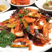韓国家庭料理 新羅 しらぎのおすすめ料理2