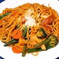 料理メニュー写真スパゲッティー
