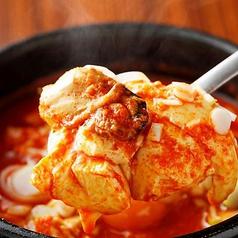純豆腐チゲ (by ソゴンドン・トゥペギ)