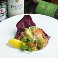 料理メニュー写真フレッシュトマトとアボガドのWaマリネ