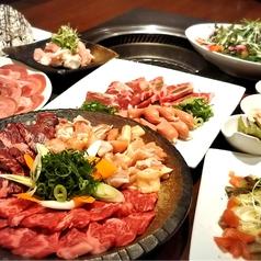 焼肉 創作韓国料理 韓国さくら亭 西大路 本店の特集写真