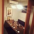 完全個室のVIPルーム。他を気にせずワイワイ楽しめます。接待などにもお使い頂けます。(VIPチャージ お一人様/300円)