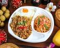 【定番】エスニック料理と言えば『ガパオライス』♪