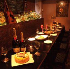 DINING & BAR ROOTS ルーツの雰囲気1